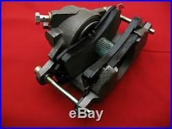 1955-1958 Bel Air, Impala Front Disc Brake Conversion Kit Drilled Slotted Rotors