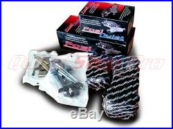 CAD013SDP CTS-V CTSV V8 High Performance Rotors 09-15 Double Drill + Pads