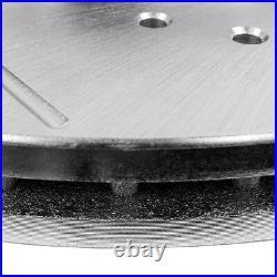Front Brake Rotors Ceramic Pads For 2004 2005 2006 2007 2008 FORD F150 MARK LT