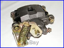 GM 10 & 12 Bolt Rear Disc Brake Conversion Kit Drilled & Slotted Rotors