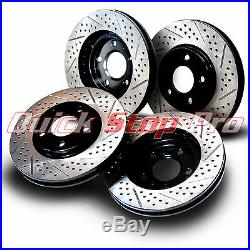 INF007SD G35 G37 Performance Brake Rotor 07-13 Coupe Convertible Double Drill